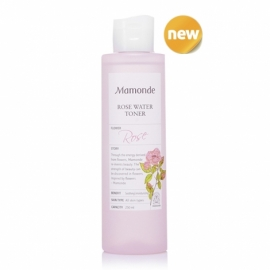 Тонер для лица с экстрактом розы Mamonde Rose Water Toner