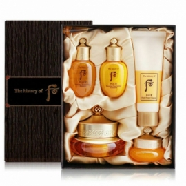 The History of Whoo Интенсивный питательный набор Intensive Nutritive Gongjinhyang Eye Cream Set